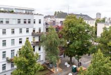 Schlüterstraße – Dachgeschoß wird erweitert